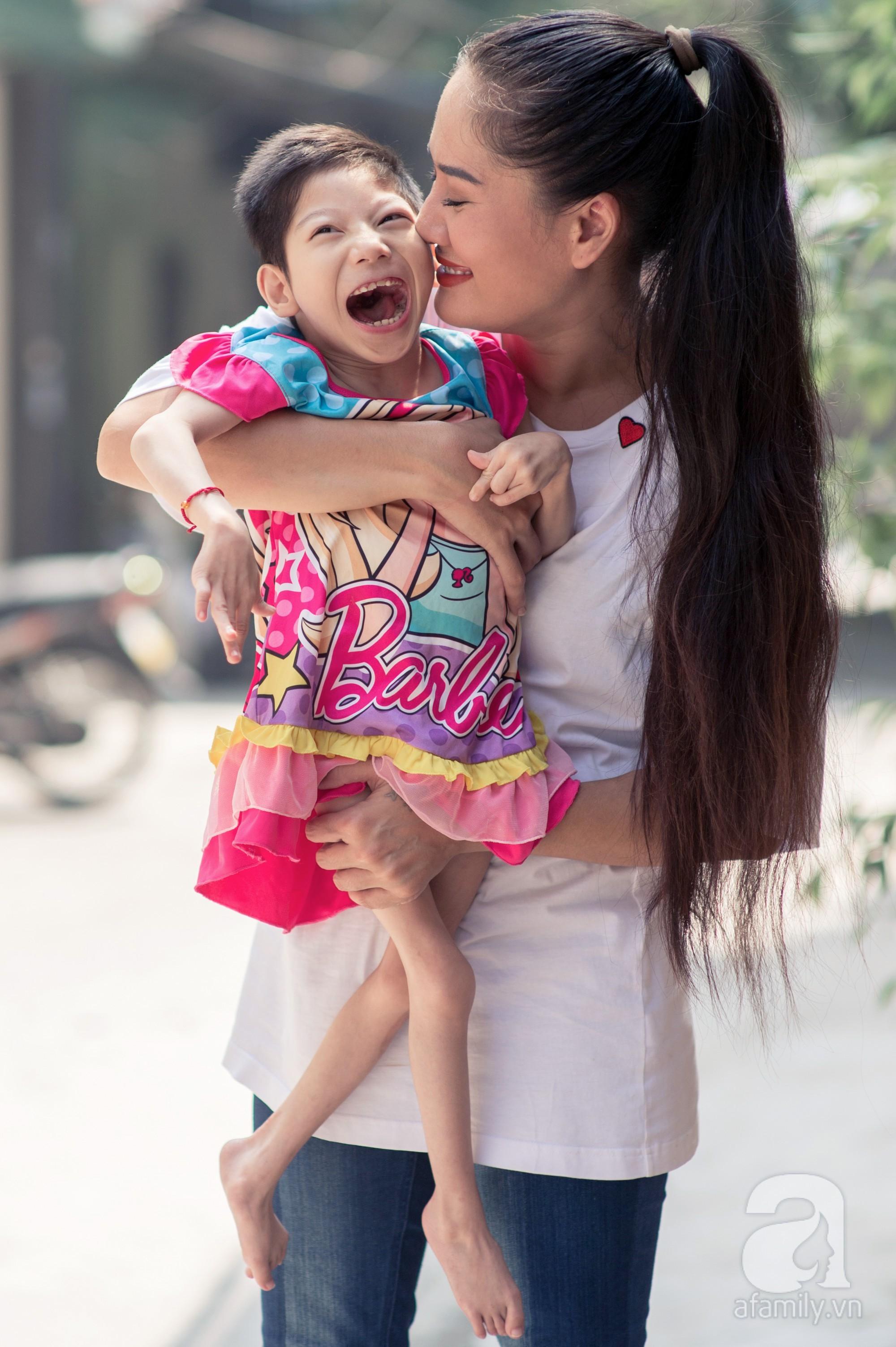 Minh Cúc Về nhà đi con kể về bạn trai từng nghĩ chỉ yêu chơi: Anh ấy muốn làm bố, nhưng tôi không thể sinh con-7