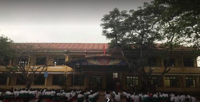 Thái Nguyên: Nghi vấn nữ sinh lớp 6 bị bảo vệ trường học hiếp dâm ngay tại khuôn viên trường vào buổi tối-1