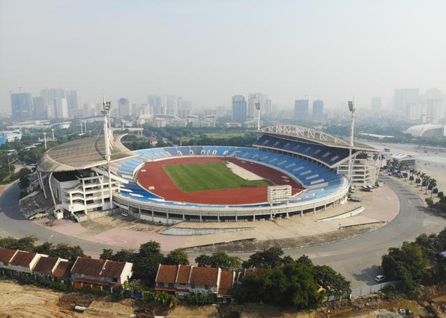 Toàn cảnh sân Mỹ Đình trước trận ĐT Việt Nam - Malaysia-1