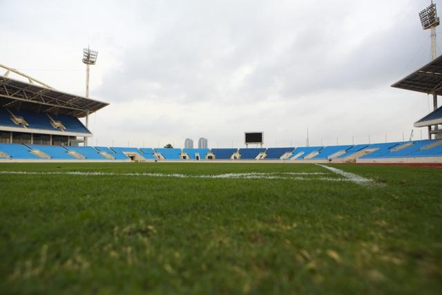 Toàn cảnh sân Mỹ Đình trước trận ĐT Việt Nam - Malaysia-7