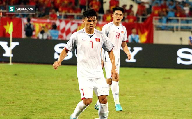 HLV Park Hang Seo gạch tên 2 hậu vệ, chốt danh sách 23 cầu thủ đấu Malaysia-2