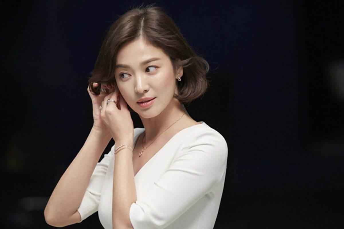 Báo Anh bình chọn mỹ nhân đẹp nhất xứ Hàn, Song Hye Kyo đứng đầu-1