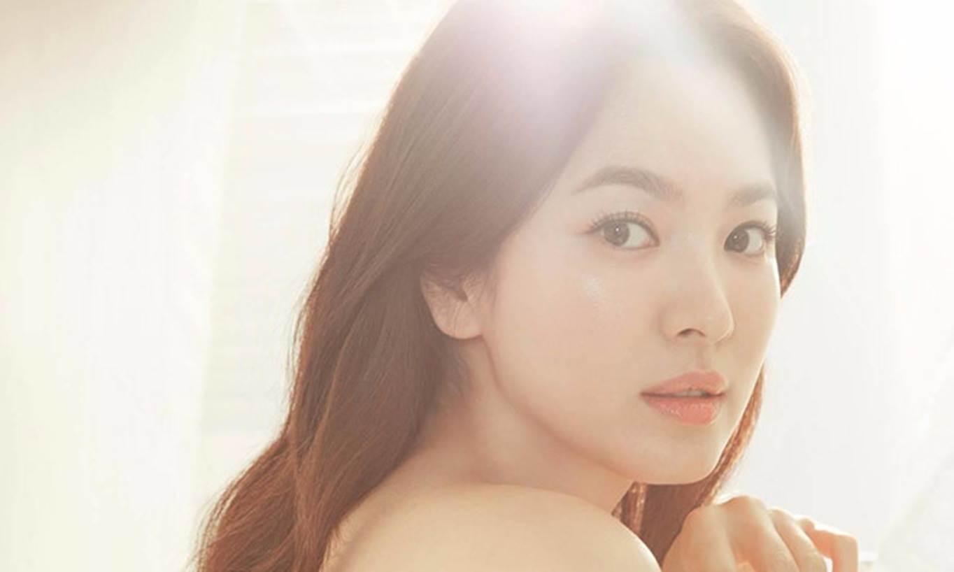 Báo Anh bình chọn mỹ nhân đẹp nhất xứ Hàn, Song Hye Kyo đứng đầu-2