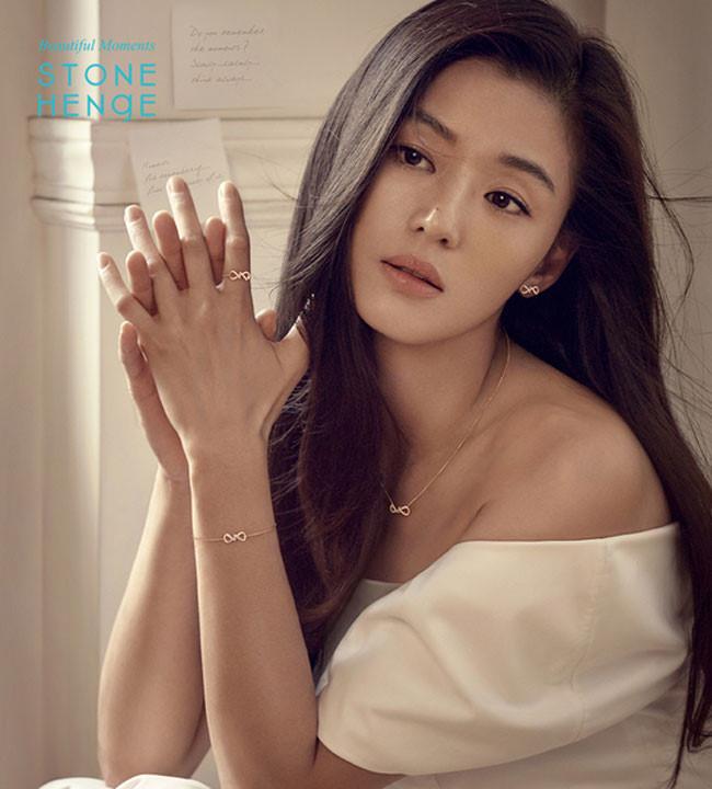 Báo Anh bình chọn mỹ nhân đẹp nhất xứ Hàn, Song Hye Kyo đứng đầu-9