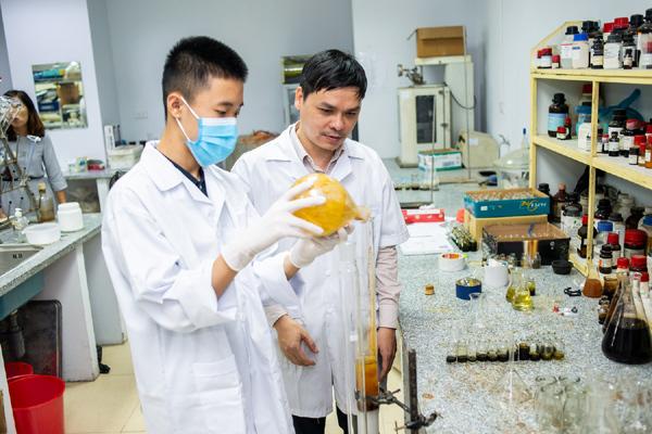 Học sinh Vinschool giành 2 giải lớn nghiên cứu khoa học quốc tế-2