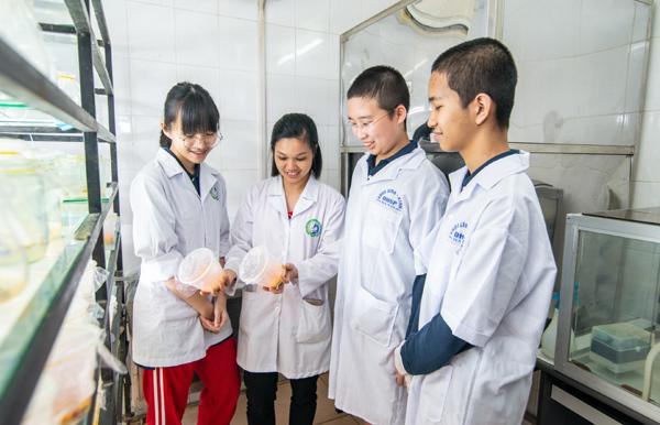 Học sinh Vinschool giành 2 giải lớn nghiên cứu khoa học quốc tế-4