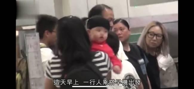 Cận cảnh diện mạo con trai thứ 3 của Trương Bá Chi, cư dân mạng phát sốt vì vẻ ngoài đáng yêu-3