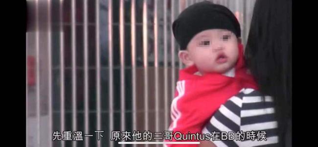 Cận cảnh diện mạo con trai thứ 3 của Trương Bá Chi, cư dân mạng phát sốt vì vẻ ngoài đáng yêu-5