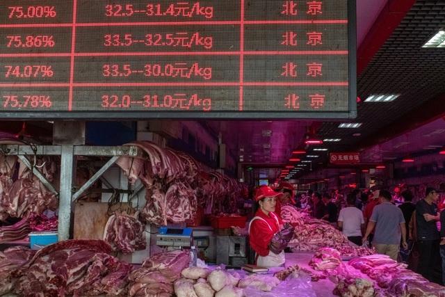 Bí mật bên trong kho dự trữ thịt lợn chiến lược của Trung Quốc-1