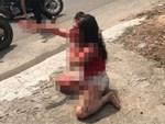 2 xe máy tông nhau trên cầu Rồng, thanh niên 22 tuổi chết thảm, 2 mẹ con trọng thương-3