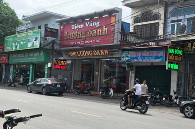 Nghi phạm cướp tiệm vàng ở Quảng Ninh từng vào trường giáo dưỡng-1