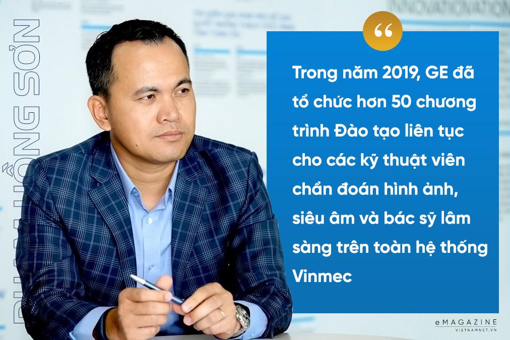 TGĐ General Electric Việt Nam: 'Tôi bị hấp dẫn mãnh liệt bởi sức hút tầm nhìn Vinmec'-7