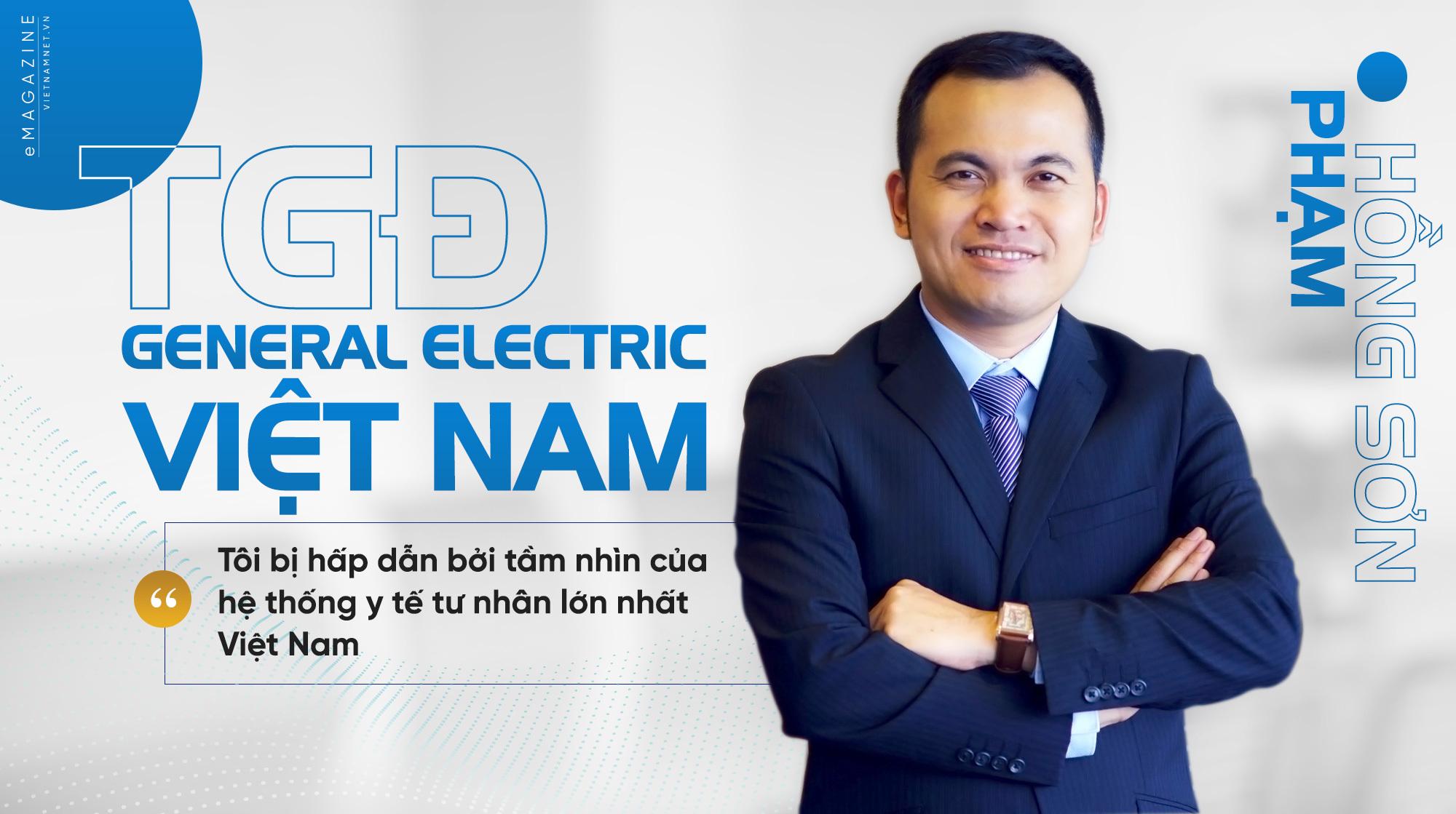 TGĐ General Electric Việt Nam: 'Tôi bị hấp dẫn mãnh liệt bởi sức hút tầm nhìn Vinmec'-1