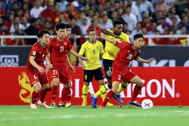 Hướng dẫn xem trực tiếp trận đấu giữa đội tuyển Việt Nam và Malaysia tại vòng loại World Cup 2022-1
