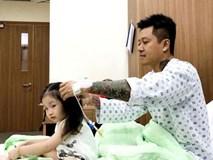 Vừa tiết lộ bị hở van tim, Tuấn Hưng lại mắc thêm bệnh mới phải nhập viện