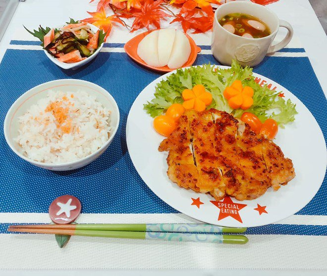 8X nấu ăn tuyệt ngon cho chồng Nhật, hội chị em vào đùa thế này ai còn dám ăn phở-9