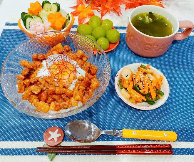 8X nấu ăn tuyệt ngon cho chồng Nhật, hội chị em vào đùa thế này ai còn dám ăn phở-15