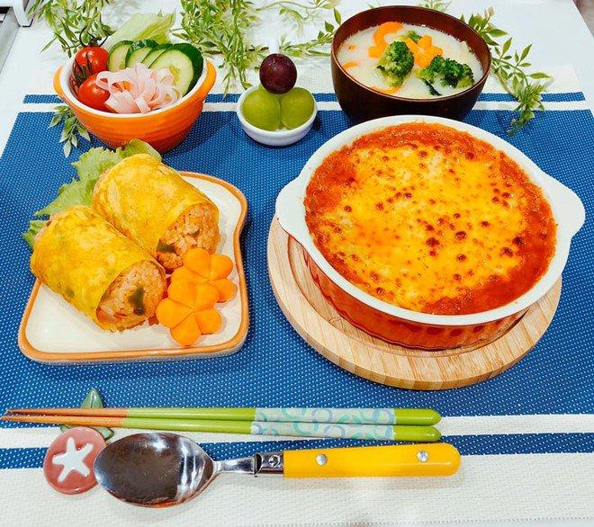 8X nấu ăn tuyệt ngon cho chồng Nhật, hội chị em vào đùa thế này ai còn dám ăn phở-16