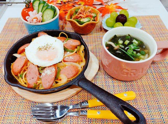 8X nấu ăn tuyệt ngon cho chồng Nhật, hội chị em vào đùa thế này ai còn dám ăn phở-19