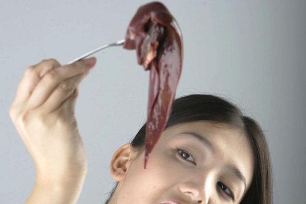 Người yêu thích món gan lợn hãy cẩn thận: Nghiên cứu phát hiện có thể bị nhiễm viêm gan E nếu ăn gan lợn chưa nấu chín-1