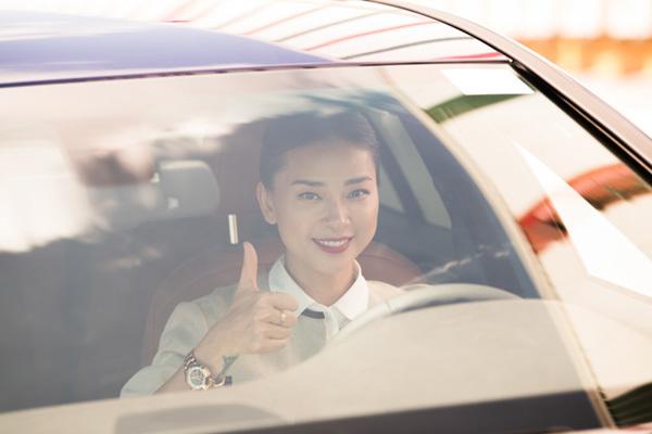Ngô Thanh Vân trở thành đại sứ thương hiệu VinFast-11