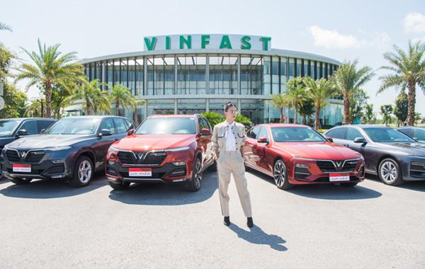 Ngô Thanh Vân trở thành đại sứ thương hiệu VinFast-3
