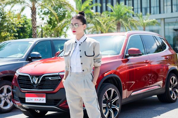 Ngô Thanh Vân trở thành đại sứ thương hiệu VinFast-4