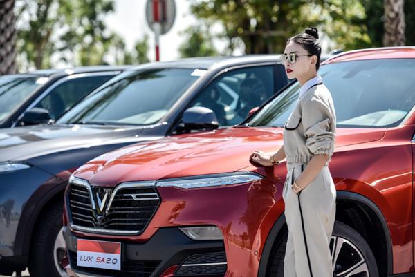 Ngô Thanh Vân trở thành đại sứ thương hiệu VinFast-6