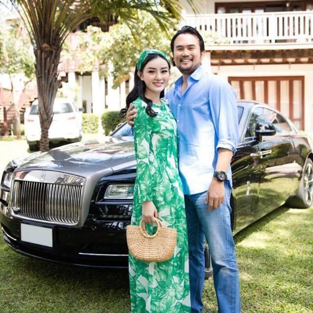 Dàn siêu xe trăm tỷ và hôn nhân đáng ngưỡng mộ của hot girl Việt ở Thái-3