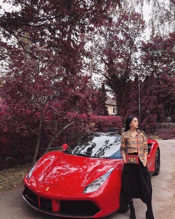 Dàn siêu xe trăm tỷ và hôn nhân đáng ngưỡng mộ của hot girl Việt ở Thái-7