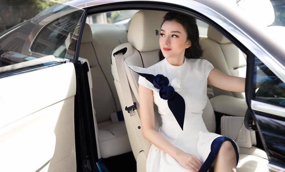 Dàn siêu xe trăm tỷ và hôn nhân đáng ngưỡng mộ của hot girl Việt ở Thái-1