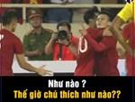 Pha bóng làm thủng lưới Malaysia nhưng không được công nhận của Quang Hải-1