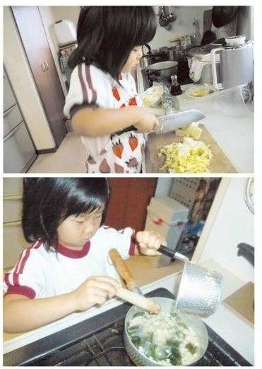 Bé gái từng gây xúc động khi 5 tuổi biết nấu ăn, làm việc nhà trước khi mẹ qua đời vì ung thư bây giờ ra sao?-5