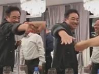 'Ngọc Hoàng' Quốc Khánh có hành động khiến dân mạng 'phát sốt'