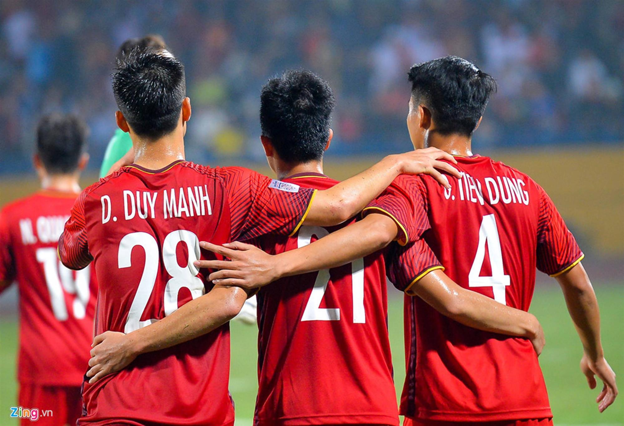 HLV Park và 2 năm đưa bóng đá Việt Nam lên bản đồ châu lục-1