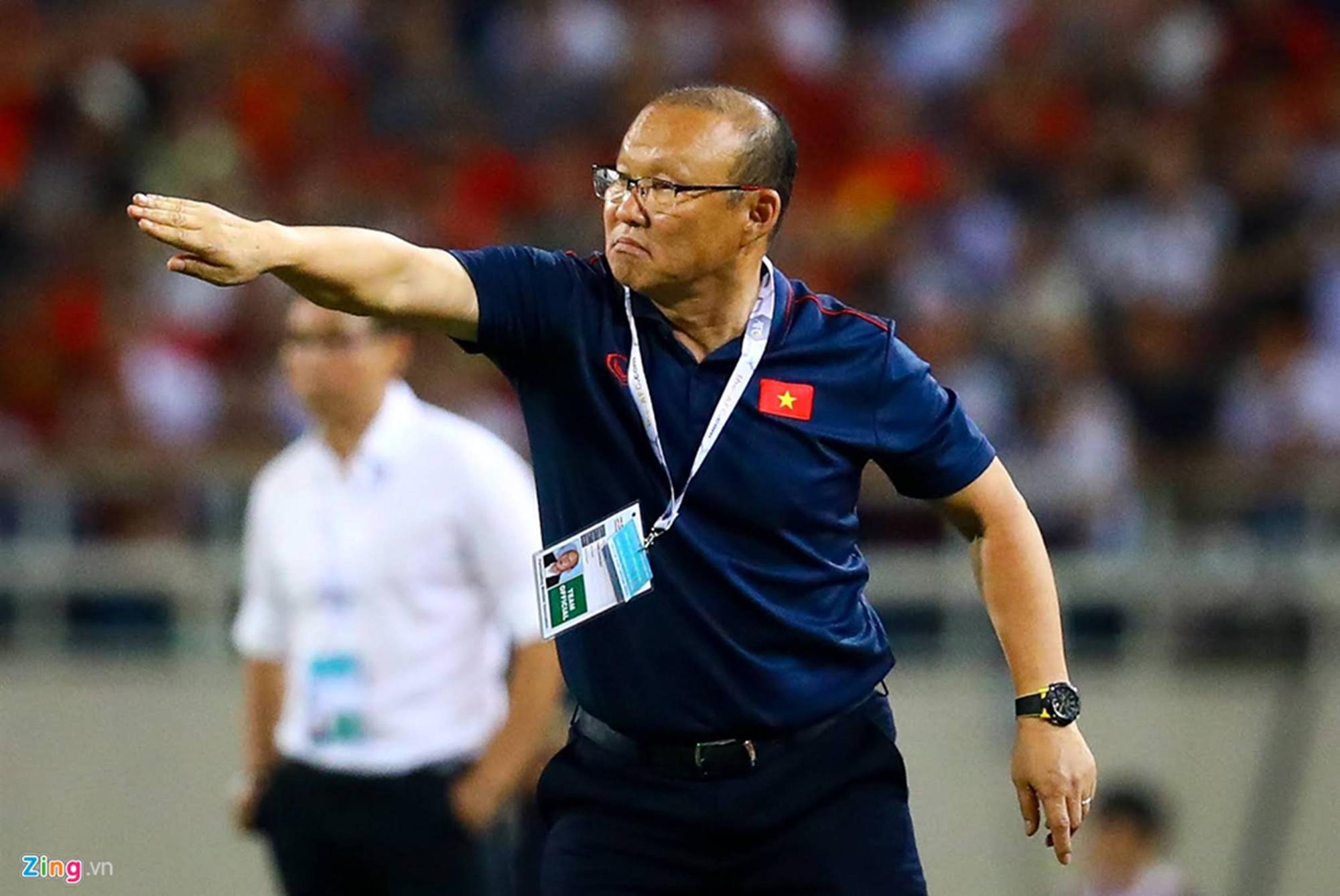 HLV Park và 2 năm đưa bóng đá Việt Nam lên bản đồ châu lục-5