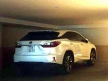 Tạm đình chỉ 2 công an trong vụ cấp biển số đẹp cho xe Lexus