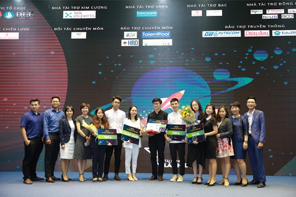 Tài năng lãnh đạo 2019: 3 giải cao nhất về tay sinh viên ĐH Ngoại Thương-3