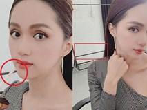 Đẹp hơn người vẫn lạm dụng photoshop, Hương Giang – Hồ Ngọc Hà không ngờ bị app phản