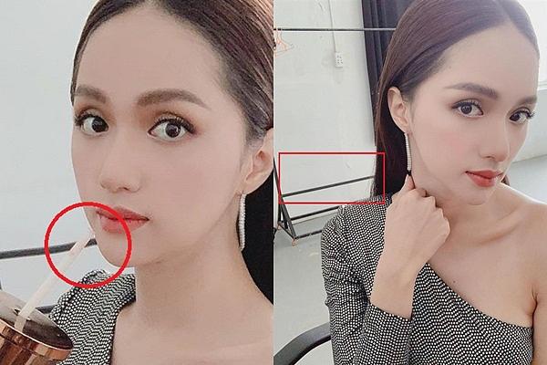 Đẹp hơn người vẫn lạm dụng photoshop, Hương Giang – Hồ Ngọc Hà không ngờ bị app phản-6
