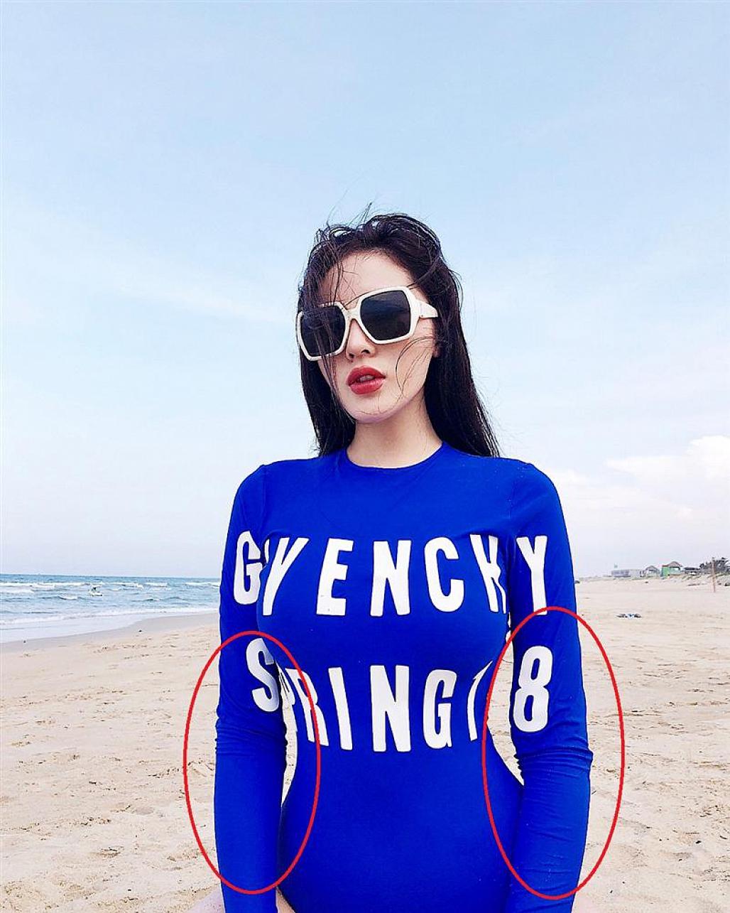 Đẹp hơn người vẫn lạm dụng photoshop, Hương Giang – Hồ Ngọc Hà không ngờ bị app phản-11