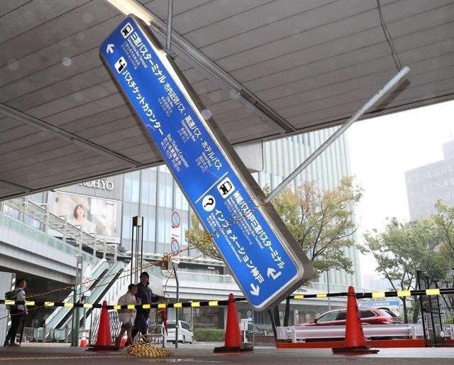 Loạt ảnh và clip tàn khốc cho thấy sự nguy hiểm của siêu bão Hagibis sắp càn quét Nhật Bản-3