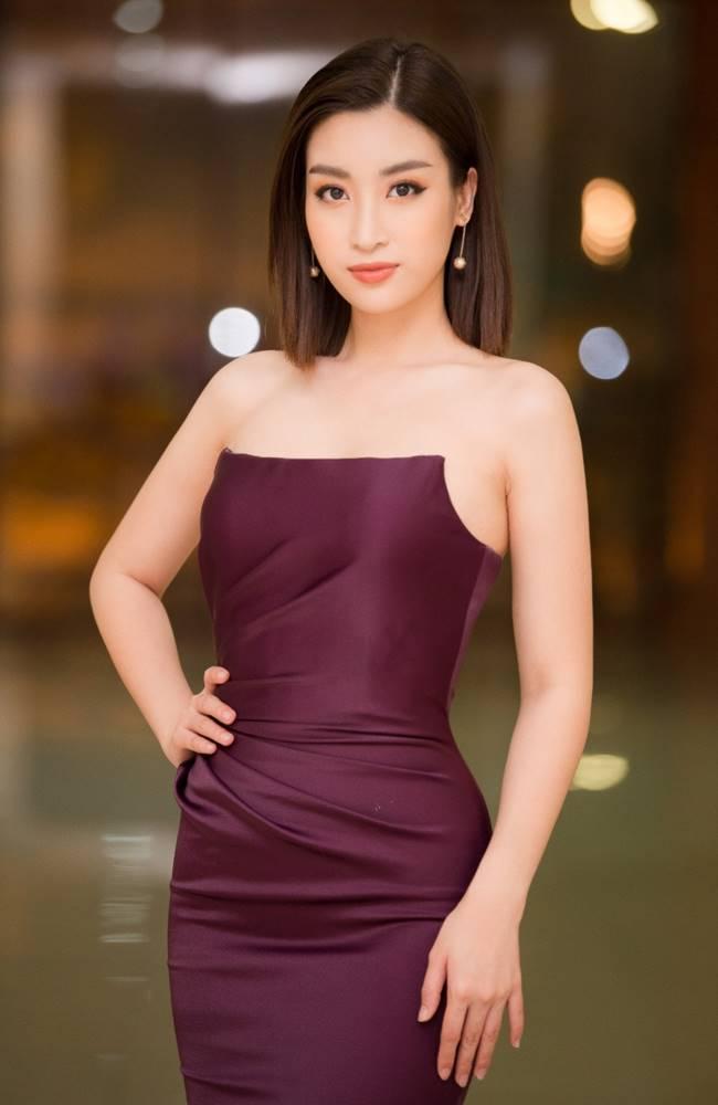 Phi Thanh Vân, Đỗ Mỹ Linh chăm mặc đầm trễ nải gây lo lắng như sắp tụt-21