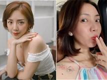Tóc Tiên vừa tung loạt ảnh khoe vòng 1 căng tràn, netizen liền phát hiện ra cặp