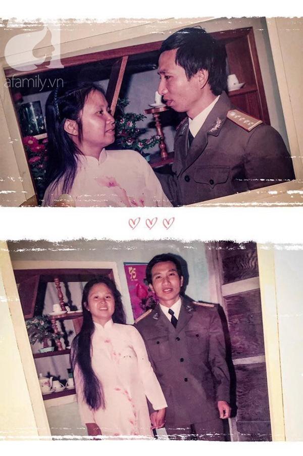 """Tình như đôi vợ chồng bác sĩ - giáo viên 60 tuổi: Con gái khoe"""" nhật ký mùi mẫn bố mẹ yêu nhau từ thuở 16, xa nhau 11 năm vẫn đằng đẵng đợi chờ-9"""