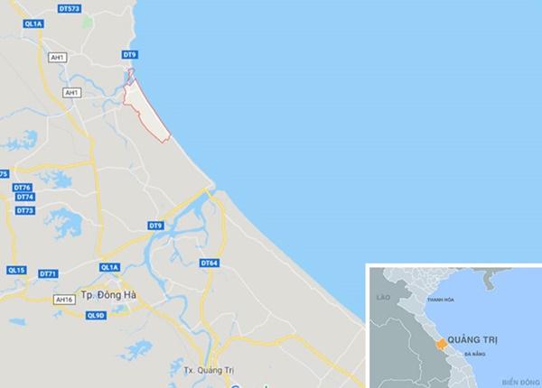 Cô gái 21 tuổi thiệt mạng khi tắm biển ở Quảng Trị-2