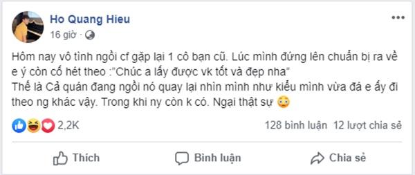 Hồ Quang Hiếu vừa khẳng định không có người yêu, Bảo Anh đã có động thái đáp trả cực gắt-2