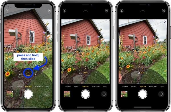 Cách chụp ảnh bằng camera góc siêu rộng trên iPhone 11 và iPhone 11 Pro-3