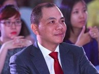 10 tỷ phú giàu nhất sàn chứng khoán Việt đang sở hữu bao nhiêu tiền?