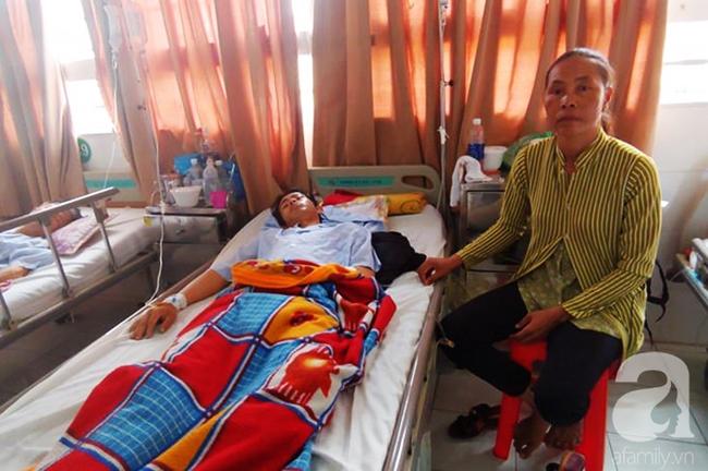 Bế tắc vì cảnh nghèo, con trai uống thuốc trừ sâu tự tử khiến người mẹ rụng rời tìm tiền cứu chữa-6